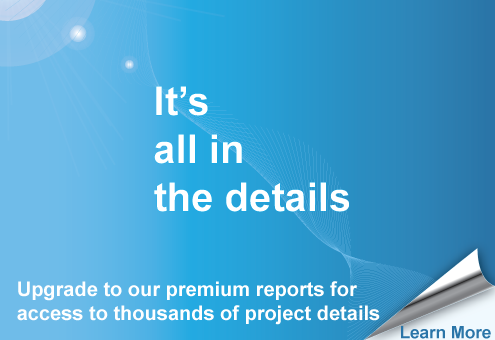 It's all in the details. Upgrade to our premium reports for access to thousands of project details. Click to learn more.