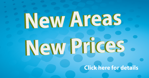 New Prices, New Areas