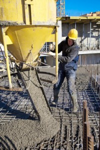 Cement Use Continues in Construction