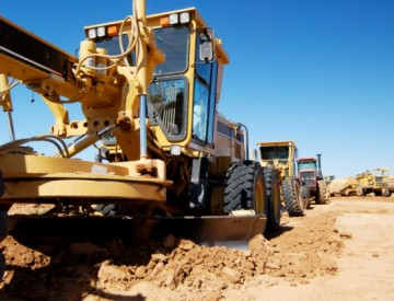 How can I Keep Construction Equipment Cool This Summer?