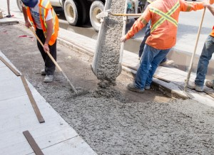 cement use in construction