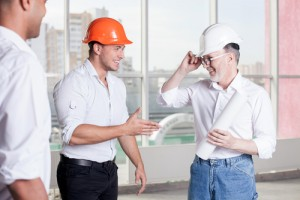 bidding on a construction project