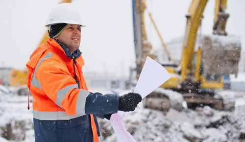Weathering the Winter on Construction Sites