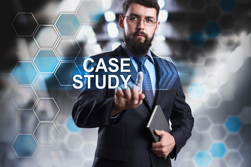 Using Case Studies to Generate Leads