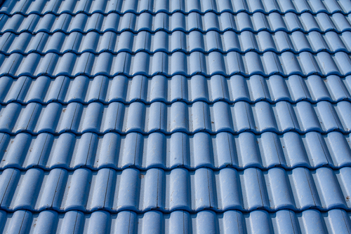 Roofing: Blue is the New Green