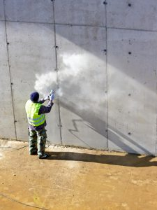 silica dust safety