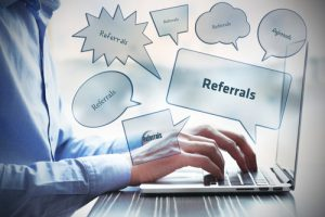 online referral marketing