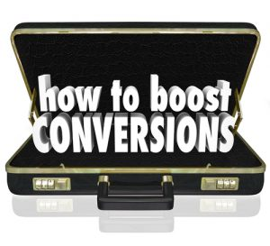 boost conversions