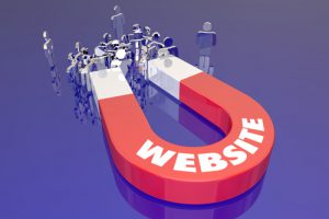 attract visitors to website