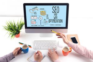 Search Engine Optimization in website design