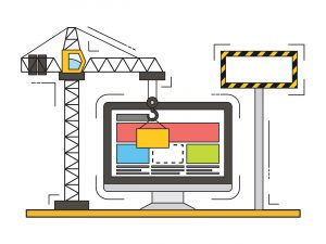 construction data to improve your website