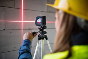 laser technology in construction