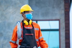 COVID in the construction industry